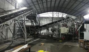 黑龙江废钢分选线
